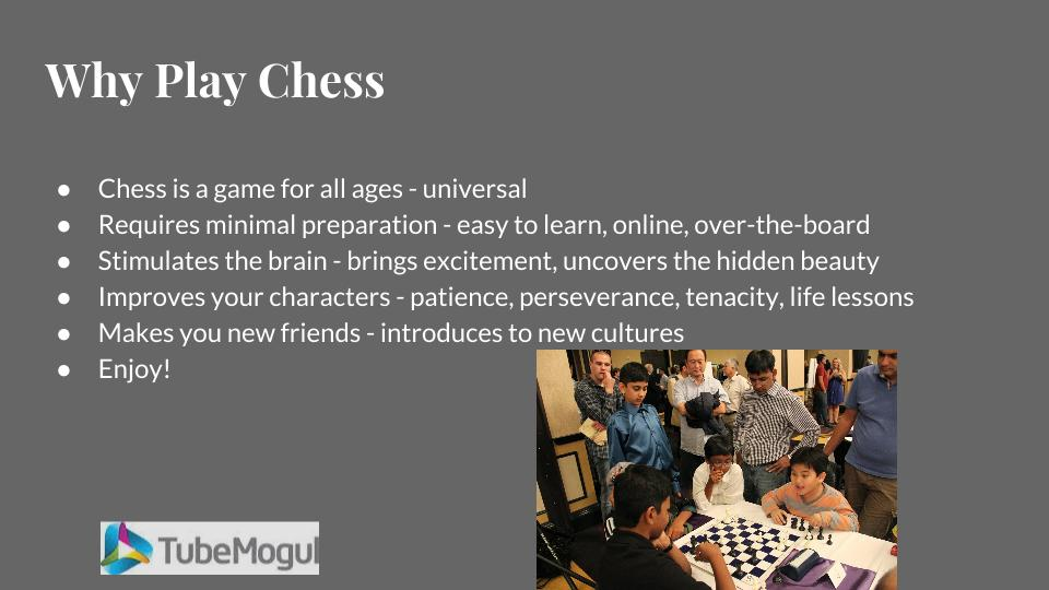 Play Chess For Fun - 5